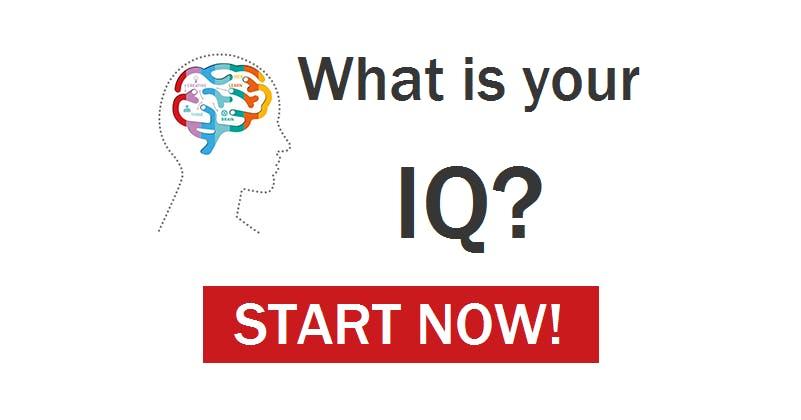 Is an iq test what IQ scale